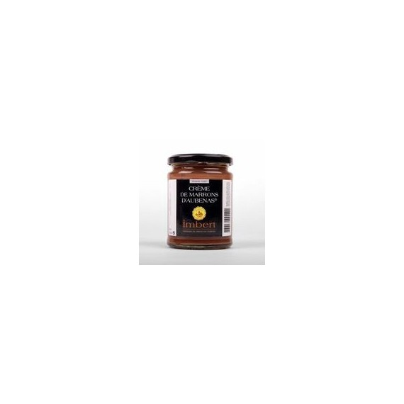 Aubenas' chestnut cream 350g - Imbert