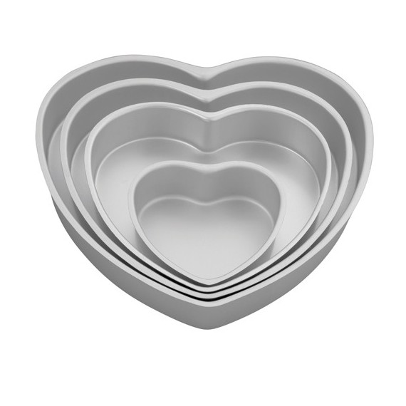 Wilton Hearts pan set