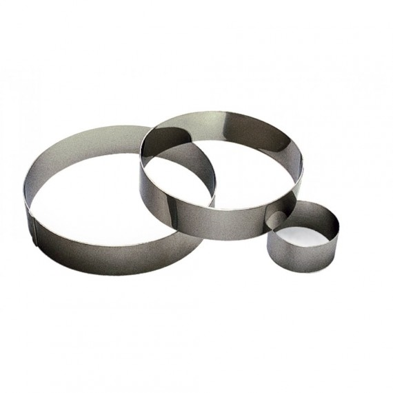 22 cm mousse ring