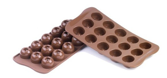 Chocolate imperial silicone pan