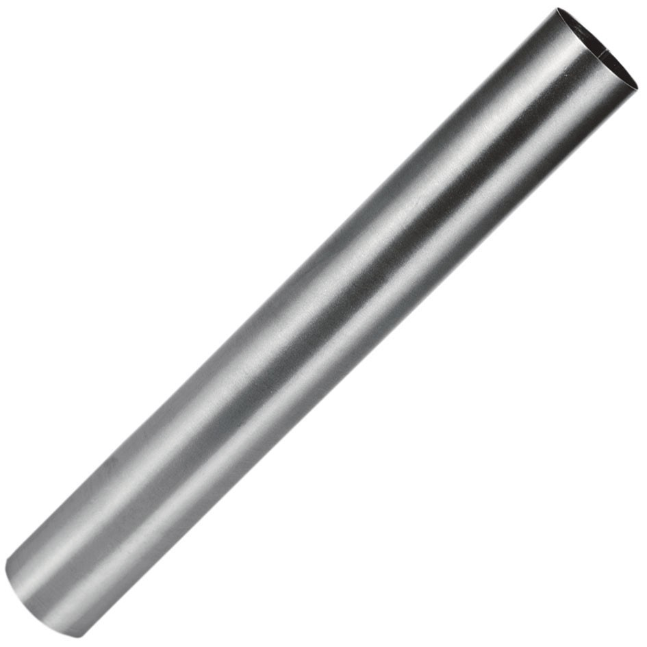 6 cannoli tubes – stainless steel long tubes