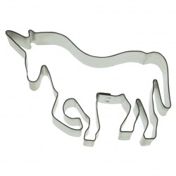 Unicorn shaped form cutter