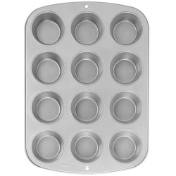 12 mini muffin cake mould