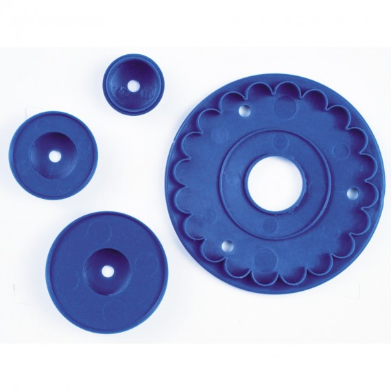 Wheel decoration set