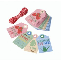 Garden Theme* Gift labels