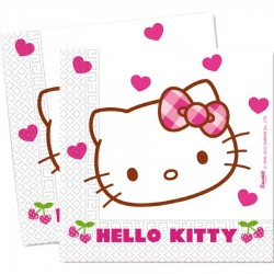 Serviettes Hello Kitty*