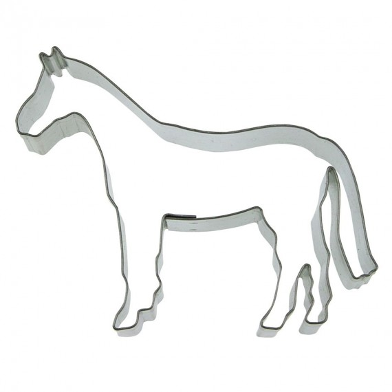 Horse shaped form cutter