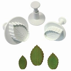 Leaf shape form cutter with ejector PME @