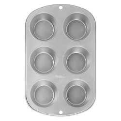 Muffin mould Wilton x 6