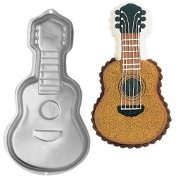 Guitar shaped Aluminium Mold Wilton**