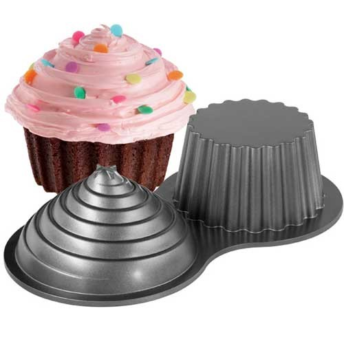 Aluminium Cupcake Mould Wilton