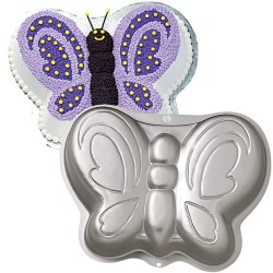 Aluminium Butterfly Mould Wilton