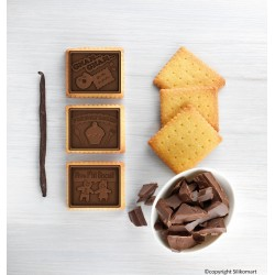 Chocolate bar cookie kit Petit Ecolier