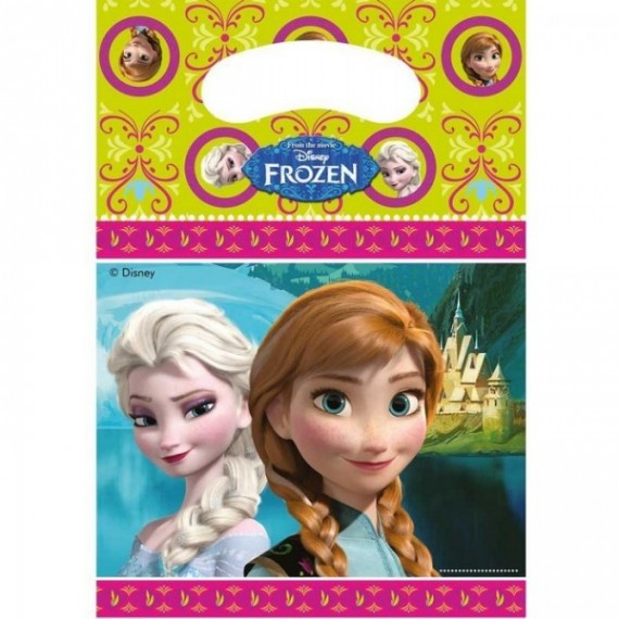 Frozen theme Gift bags