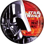 Assiettes Star Wars