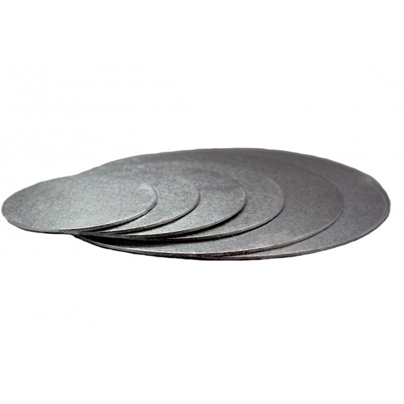 Thin round sole 6.69 in. for cakes