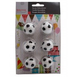 Football (ball) candles