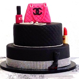 Gâteau Girly – Birthday cake