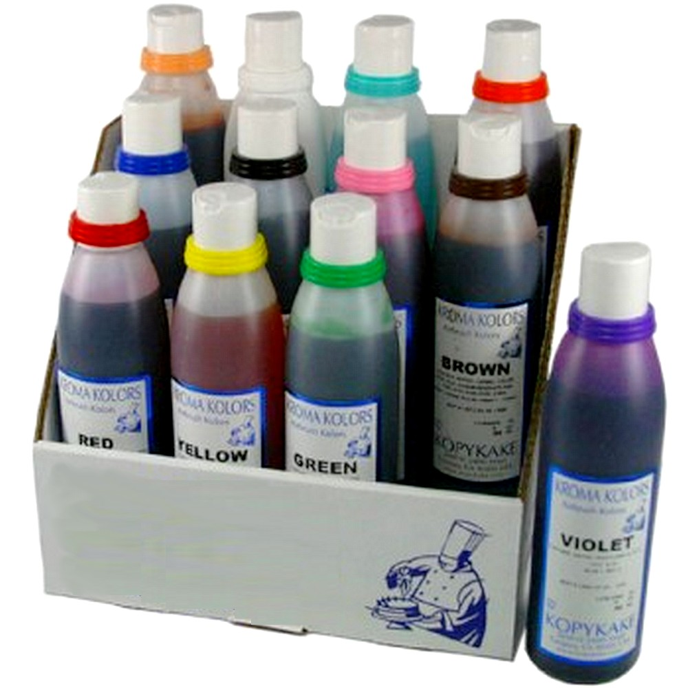 colorant arographe - Colorant Alimentaire Liquide