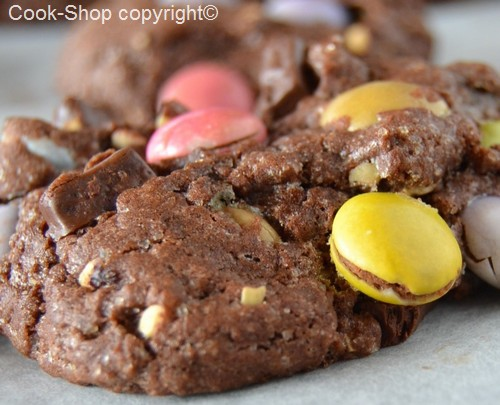 cookies aux smarties (5)